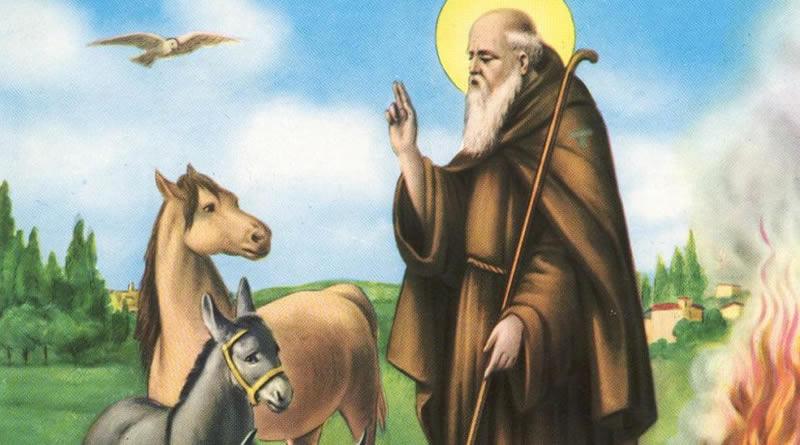 Sant Antoni del foc