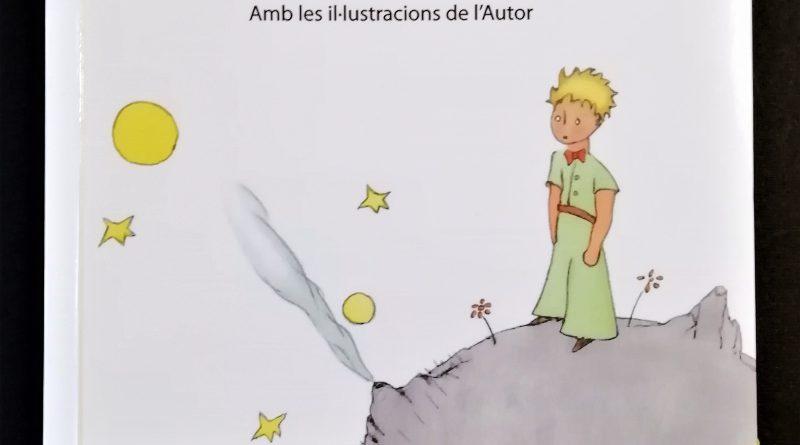 """Edició especial de """"Lo Petit Príncip"""" en alguerés, publicada en ocasió dels 120 anys de la nàixita de Antoine de Saint-Exupéry"""