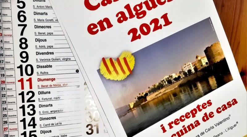 Calendari en alguerés 2021